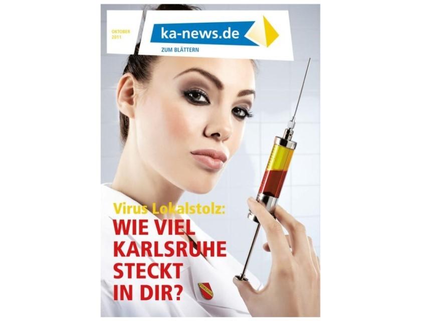 ka-news.de zum Blättern