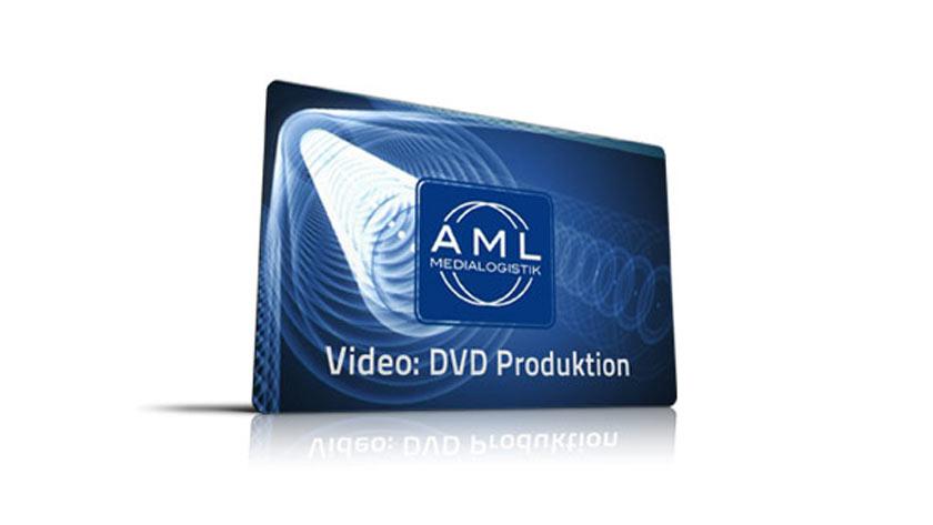 Video DVD Produktion im Presswerk
