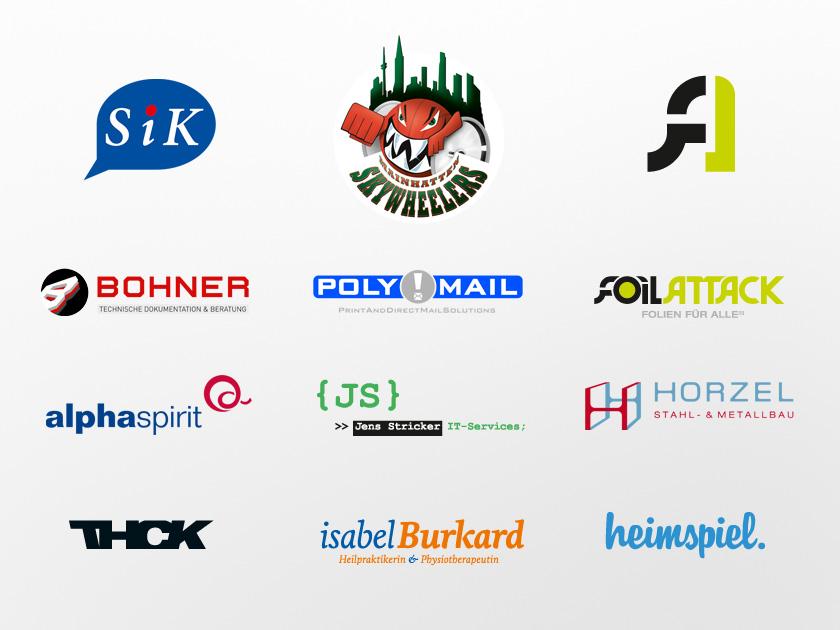 Corporate Design + Logogestaltung